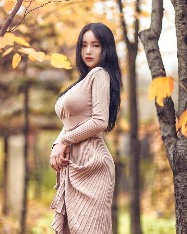 Yu Han gái Hàn siêu vòng một 4