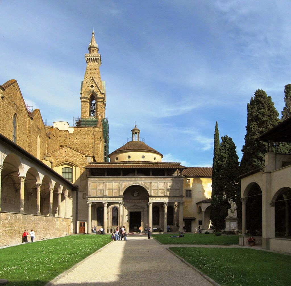 Chapel of the Pazzi family