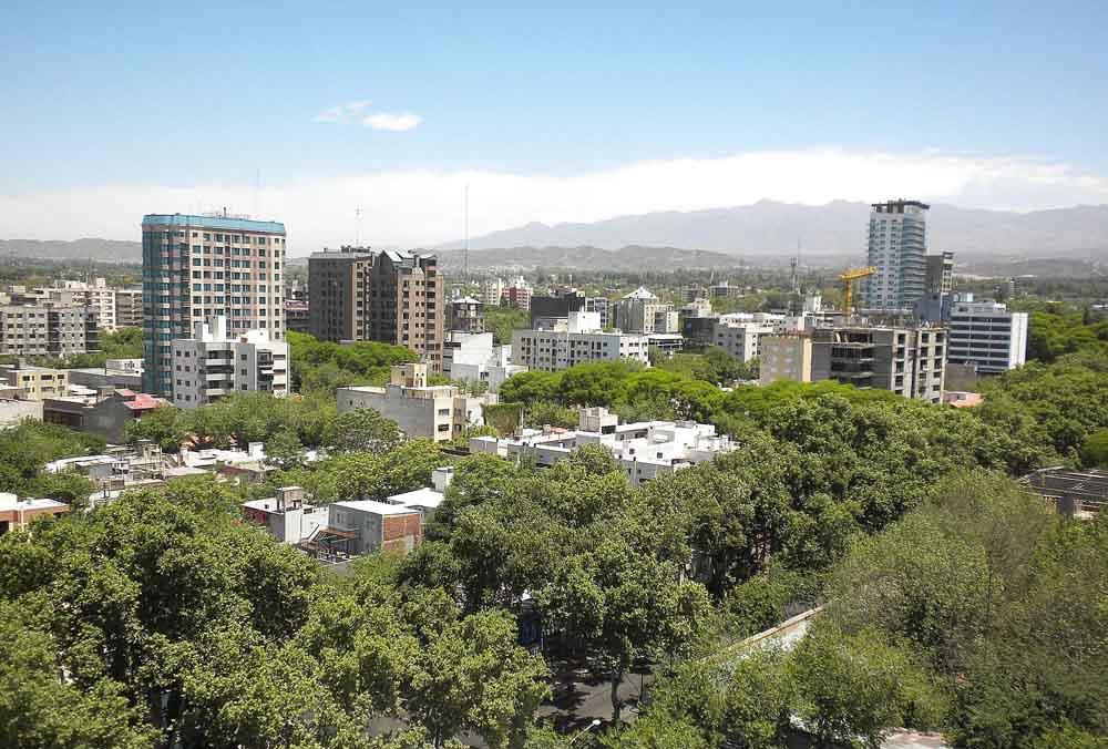 #Mendoza, Cidade da Argentina