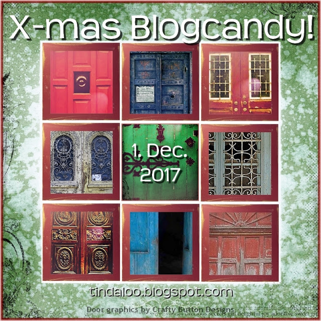 X-mas Blogcandy  - Tindaloo