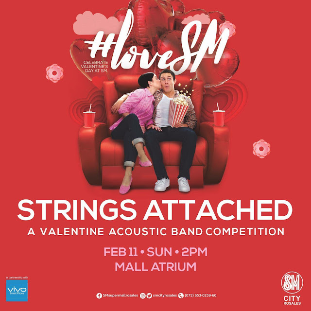Valentine Acoustic Band Competition