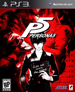 PERSONA 5 [EUR + USA][PSN] - Download game PS3 PS4 RPCS3 PC free