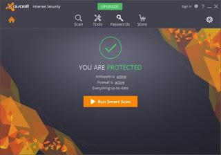 Avast Internet Security avec License