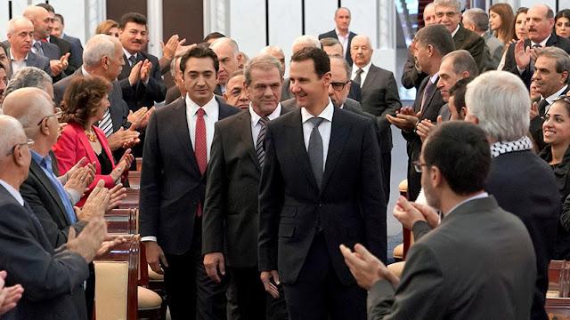 EE.UU., dispuesto a aceptar la presidencia de Assad hasta las elecciones de 2021