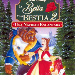 Poster Beauty and the Beast: The Enchanted Christmas 1997