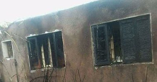 حريق بمكتب التأمينات بقليوب يلتهم الأرشيف