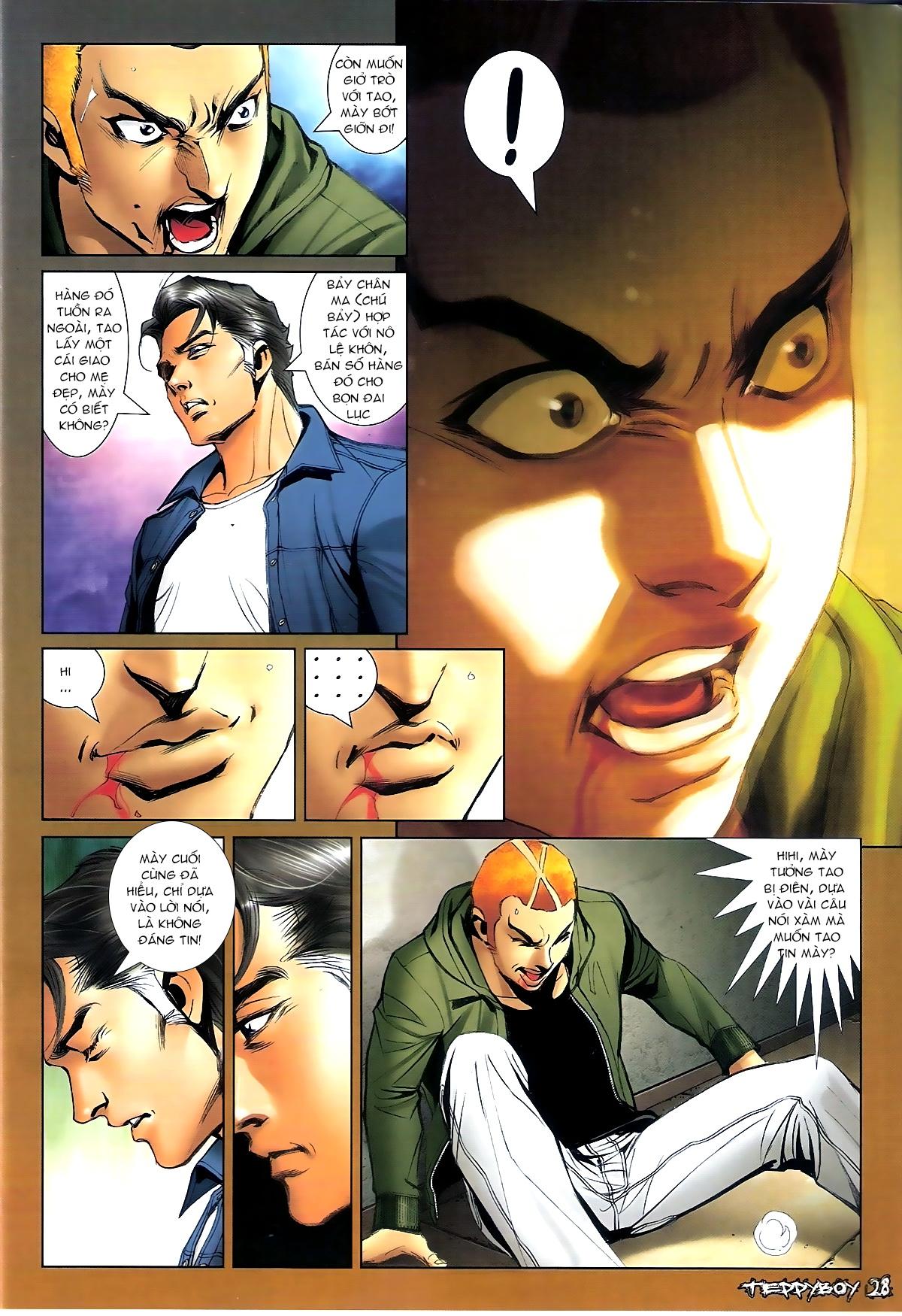 Người Trong Giang Hồ - Chapter 1359: Mắt thấy làm bằng - Pic 24