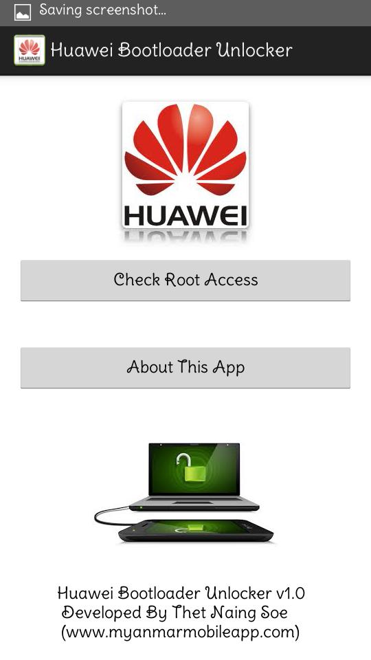 ွGreen: Huawei Phone ( ၆ ) မျိုးကို Unlock Code