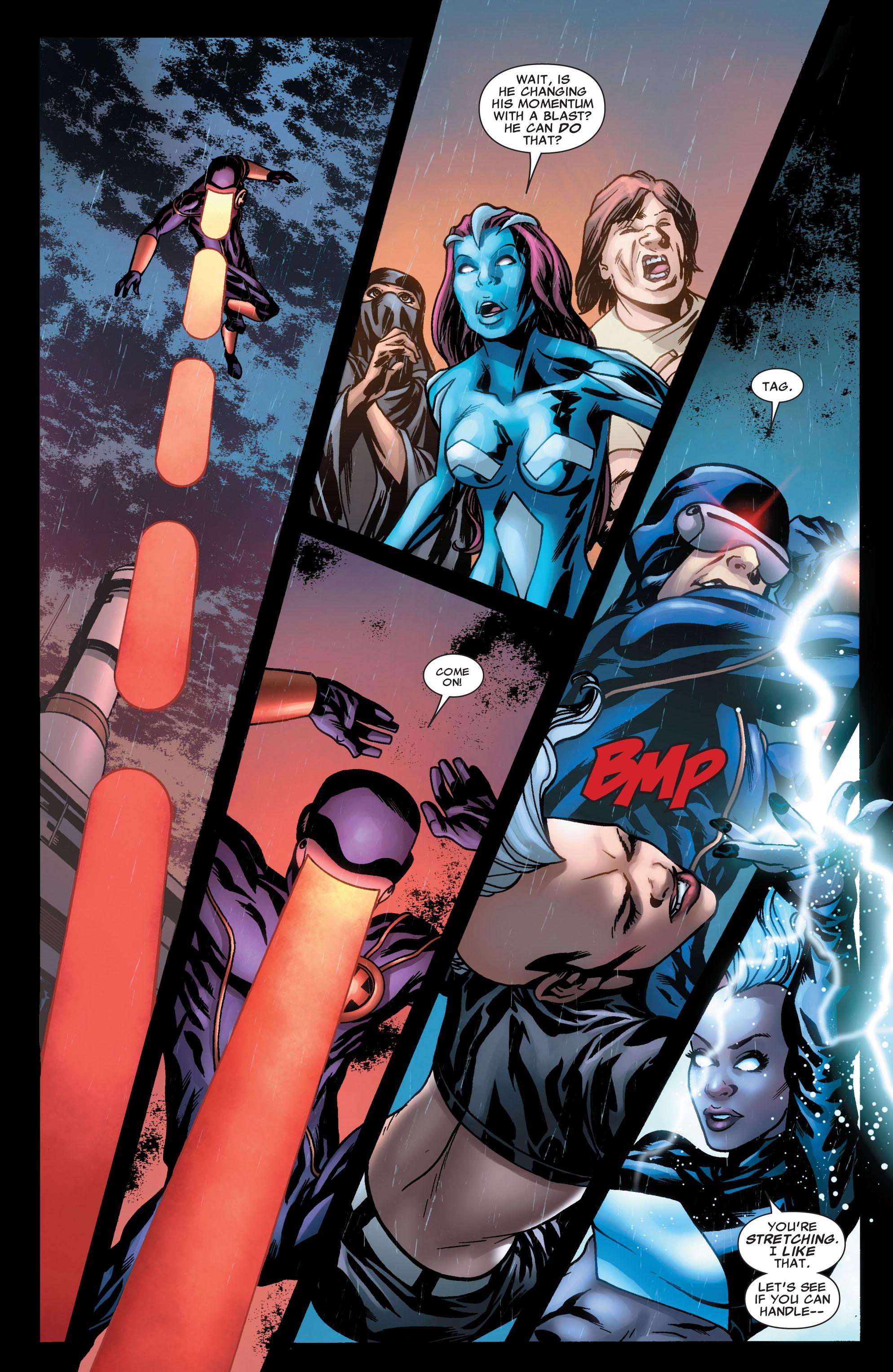 Read online Astonishing X-Men (2004) comic -  Issue #44 - 9