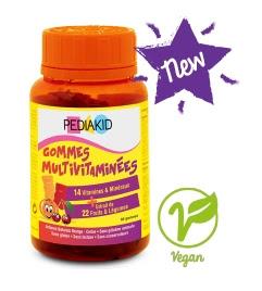 gommes Multi-vitaminées