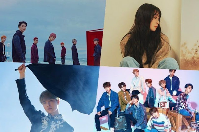 Idol K-Pop yang Akan Comeback di Pertengahan Oktober 2018
