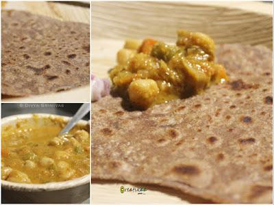 Green cafe - organic restaurant - chappati
