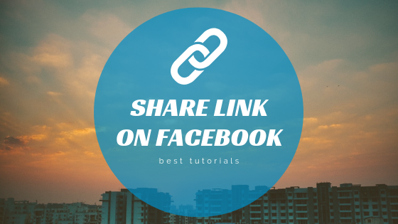 How To Share Link To Facebook Page<br/>