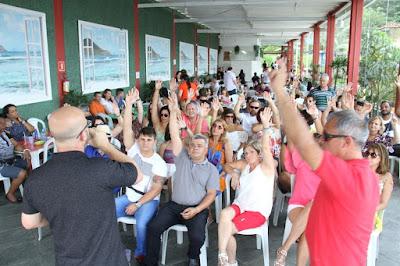 Em Santos, categoria está unida pela ampliação dos direitos