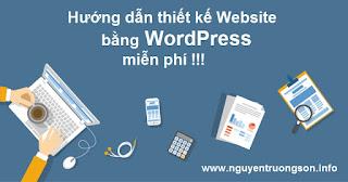 Hướng dẫn thiết kế Website bằng WordPress miễn phí - Theme Sydney