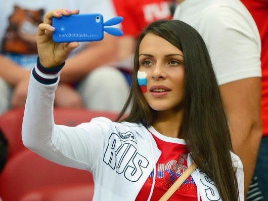 World Cup Brazil 2014: sexy hot girls football fan, beautiful woman supporter of the world. Pretty amateur girls, pics and photos   Rusia Russia russian rusas