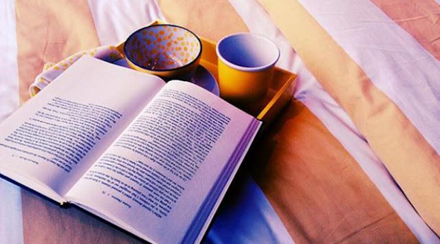Rutin Membaca Buku Bisa Membantu Panjang Umur