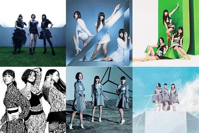 Perfume: Game, Triangle, JPN, LEVEL3, Cosmic explorer & Future pop | Random J Pop