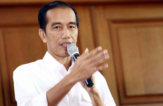 Jokowi Klaim Ekspor Naik karena Pembangunan Konektivitas