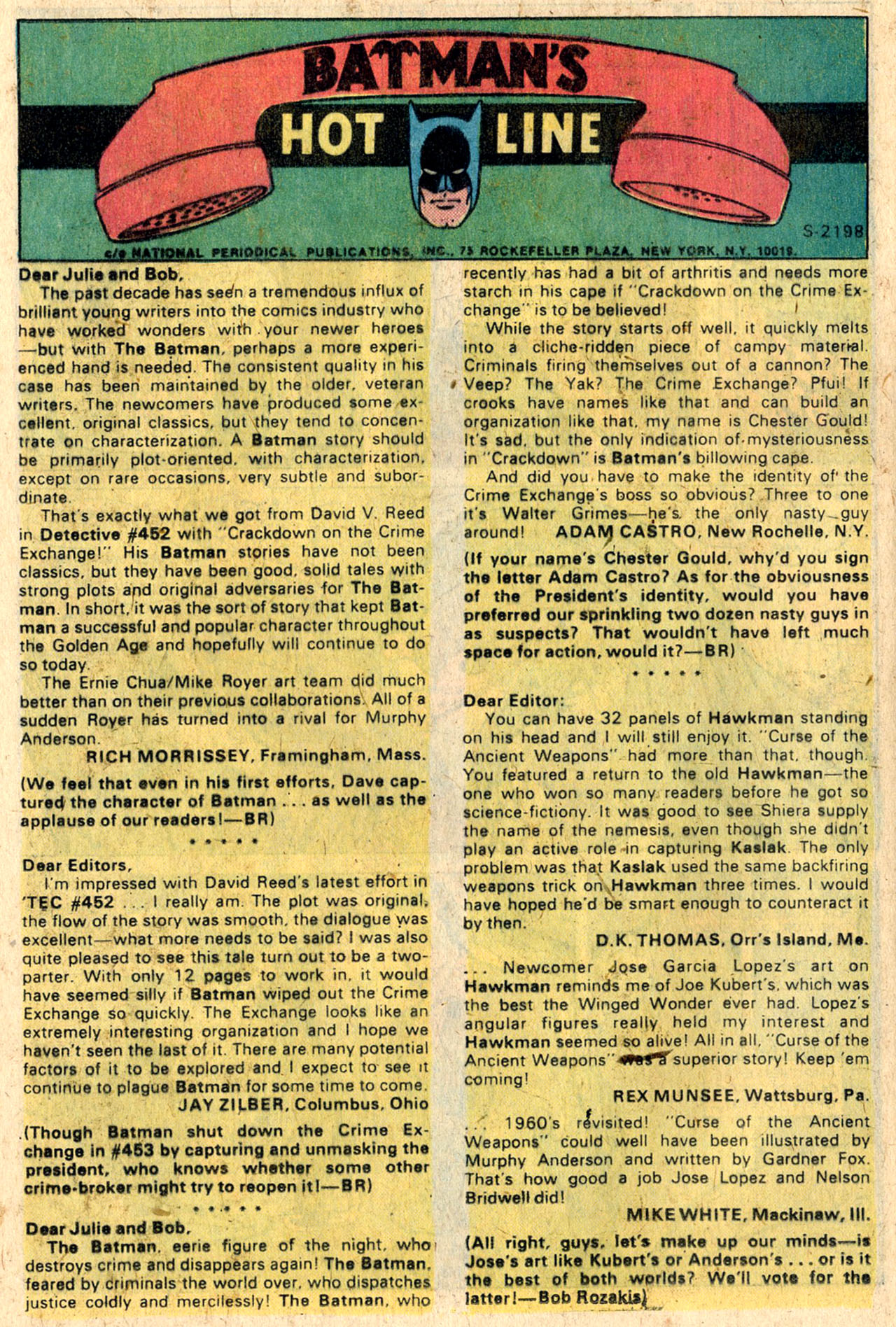 Detective Comics (1937) 456 Page 11