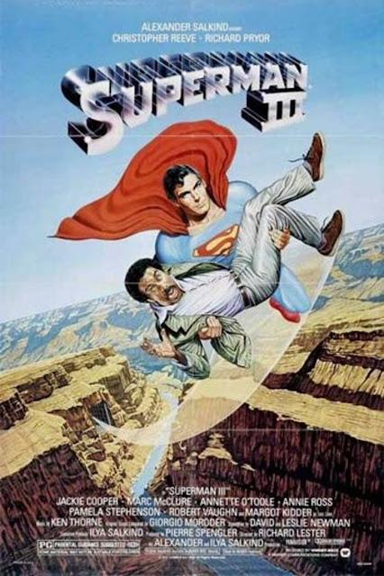 Poster Superman III