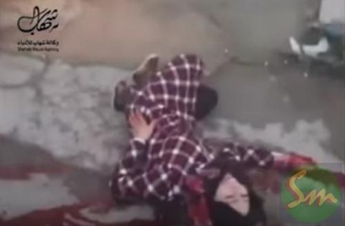 Astaghfirullah.. Gadis Kecil Ini Dibiarkan Bersimbah Darah Di Jalanan, Ditembak Tentara Yahudi