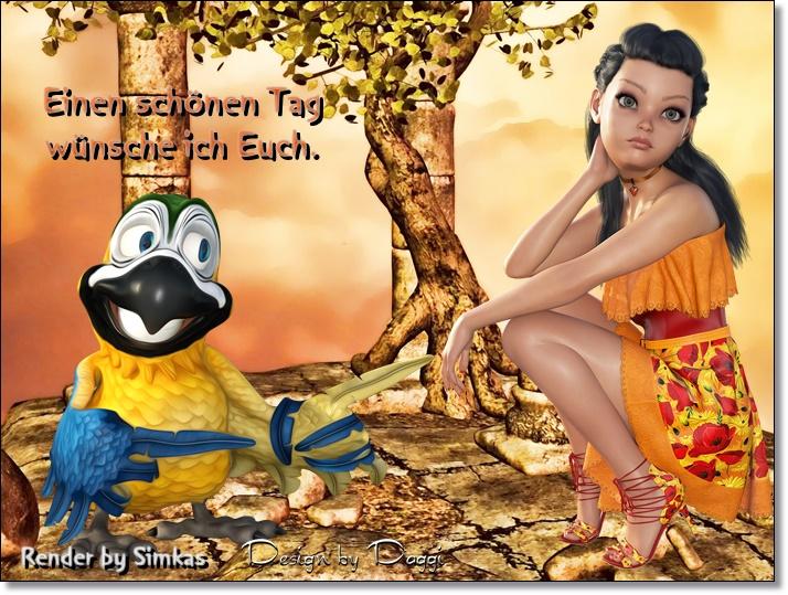 Daggis Bastel Blog Guten Morgen Ihr Lieben