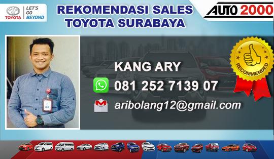 Rekomendasi Sales Toyota Pecindilan Surabaya 2018
