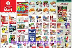 Katalog Promo Lottemart Weekend 25 April - 1 Mei 2019