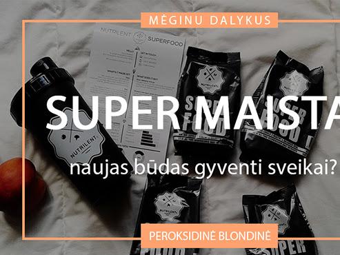 SUPER MAISTAS?