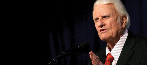 Daily Devotional by Billy Graham 2018