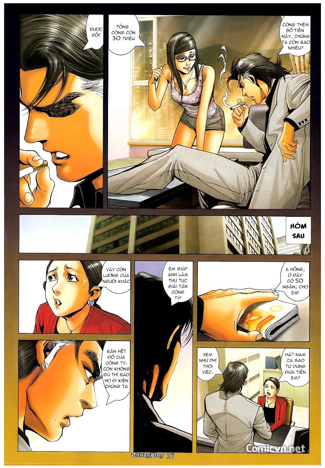 Người Trong Giang Hồ - Chapter 1210: Giải tán - Pic 16