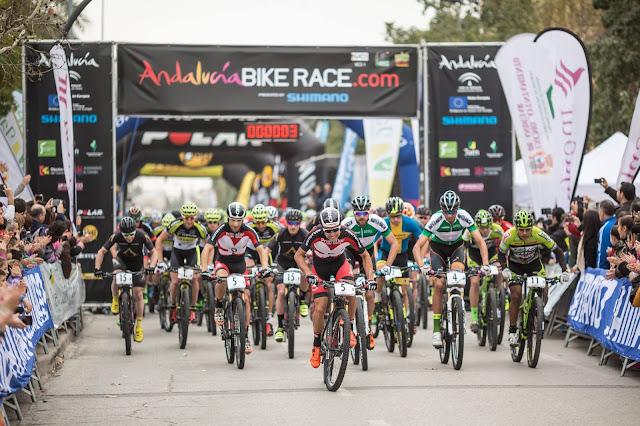 ANDALUCIA BIKE RACE 2016,