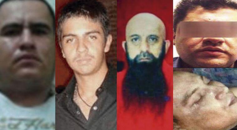 Recuento de los capos detenidos y asesinados tras recaptura de 'El Chapo'
