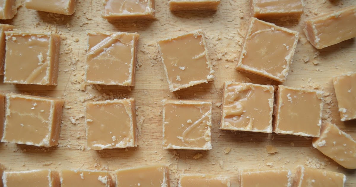 how to make traditional fudge uk