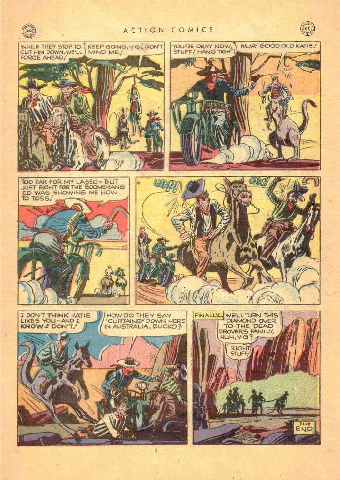 Read online Action Comics (1938) comic -  Issue #124 - 50