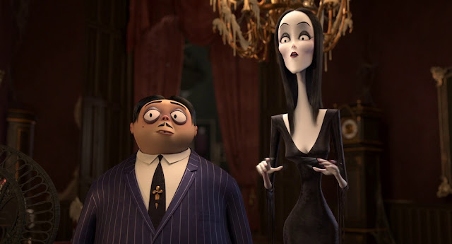 Los locos Addams 720p latino
