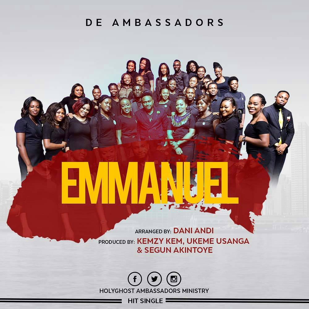 De Ambassador. Emmnauel