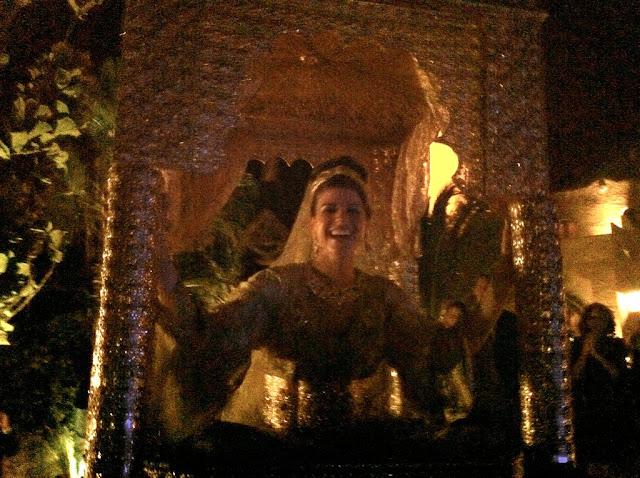 Dwa marokańskie wesela. Część #1 - uroczystość panny młodej