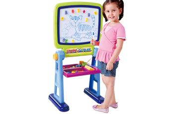 Mainan Anak Unik Playgo Double Side Board