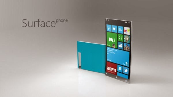 Surface Phones by Microsoft