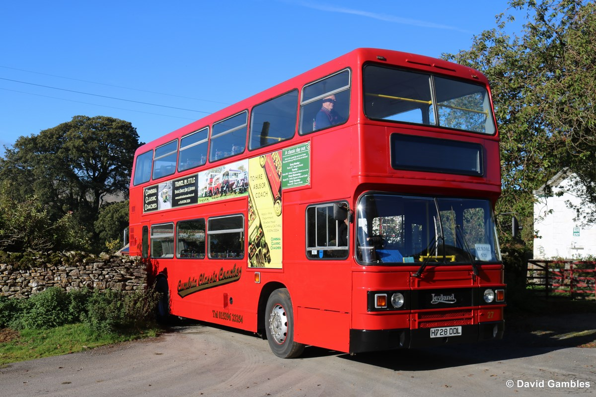 hight resolution of cumbria classic coaches specialise in private hire work for weddings and other events but since the withdrawal of county council financial support the local
