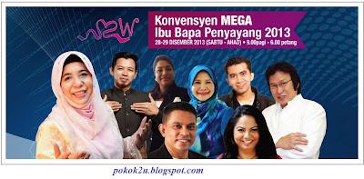 Konvensyen MEGA Ibu Bapa Penyayang 2013