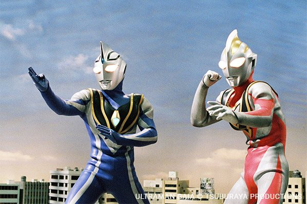 Ultraman Gaia Sub Indo