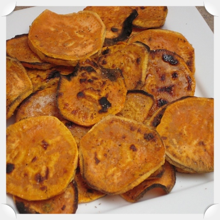 Sweet Potato Wheels