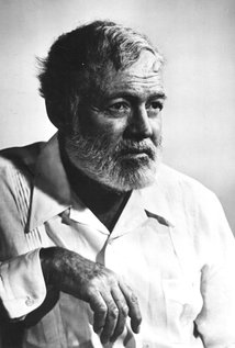 Ernest Hemingway. Director of The Killers
