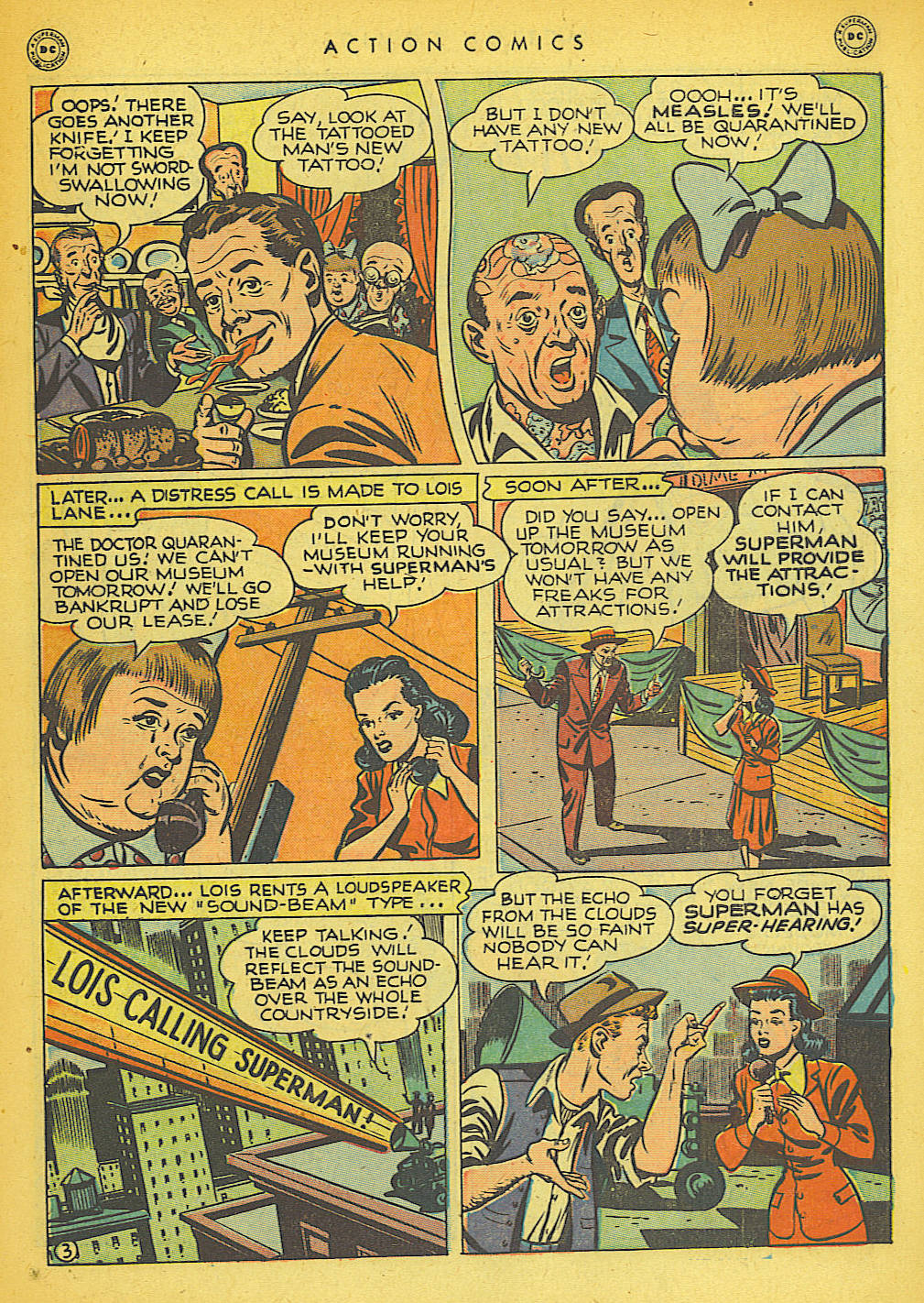 Action Comics (1938) 122 Page 4