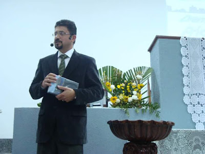 Pastor Presbiteriano de Juquiá recebe homenagem da Assembleia Legislativa do Paraná