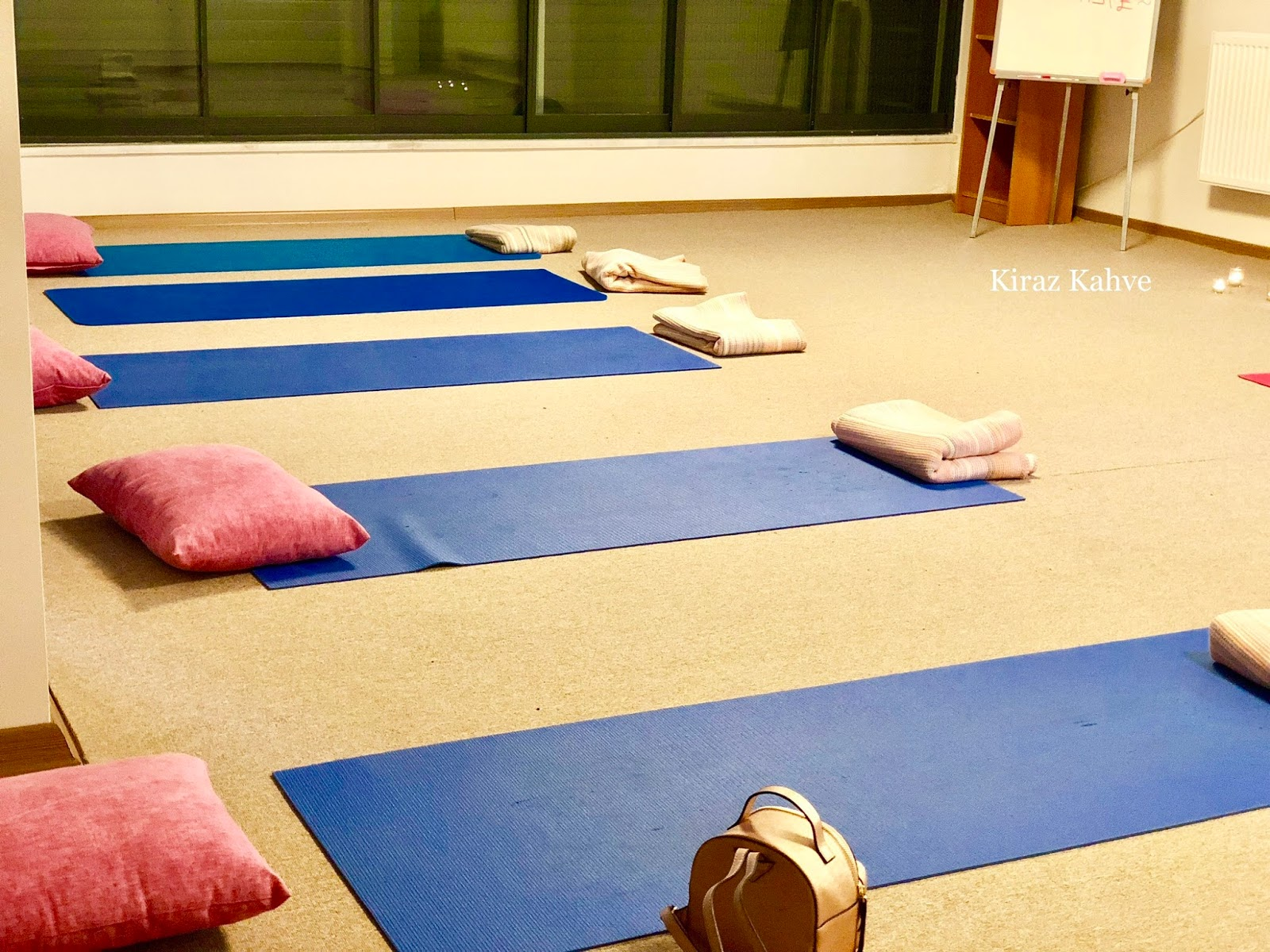 yoga matı