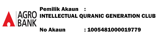 Akaun Agrobank Intellectual Quranic Generation Association
